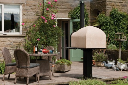 Pizza Oven 1