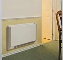 ecovector fanned radiator