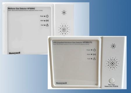 Gas detector Natural Gas & LPG