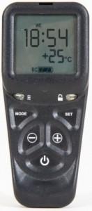 Remote Control Optional Extra