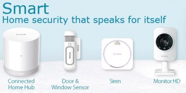 DLink Home Security